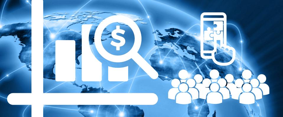 mobile revenue global