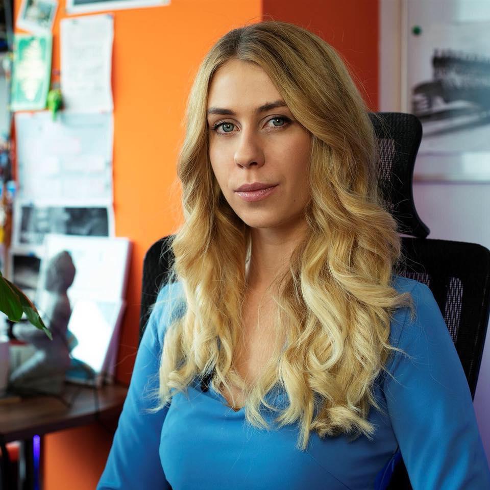 Александра Легенченко